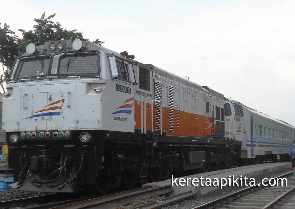 Kereta Api Bandung Jakarta