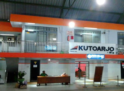 Gambar Stasiun Kutoarjo