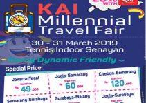 KAI Milenial Travel Fair