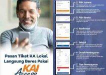 Pesan Tiket KA Lokal Online